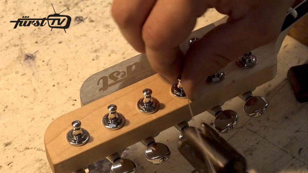 Saitenkurs E-Gitarre